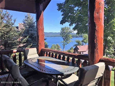 Lake George, Bolton Single Family Home For Sale: 3210 Lakeshore Drive #42