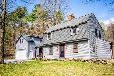 Saratoga Springs Single Family Home Price Change: 331 Daniels Rd