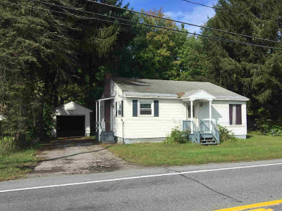 Single Family Home For Sale: 5043 Route 9n