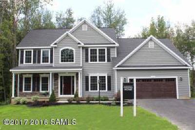 Saratoga County, Warren County Single Family Home For Sale: Lot 26 Richmond Hill-Drive Drive