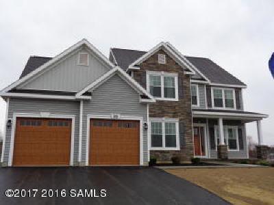 Saratoga County, Warren County Single Family Home For Sale: Lot 25 Richmond Hill-Drive Drive