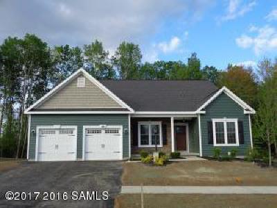 Saratoga County, Warren County Single Family Home For Sale: Lot 24 Richmond Hill-Drive Drive