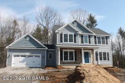 Saratoga County, Warren County Single Family Home For Sale: Lot 23 Richmond Hill-Drive Drive