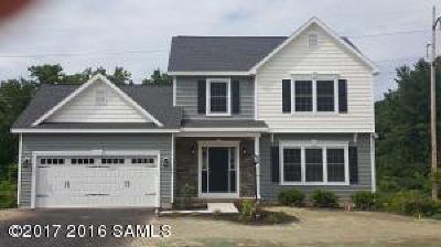 Saratoga County, Warren County Single Family Home For Sale: Lot 22 Richmond Hill-Drive Drive