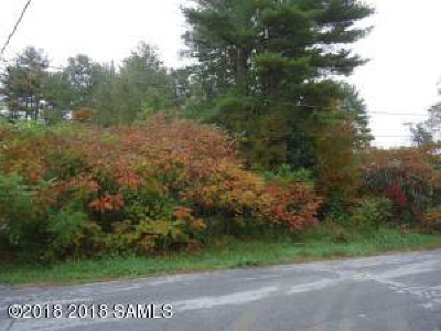 Hadley NY Residential Lots & Land For Sale: $20,000
