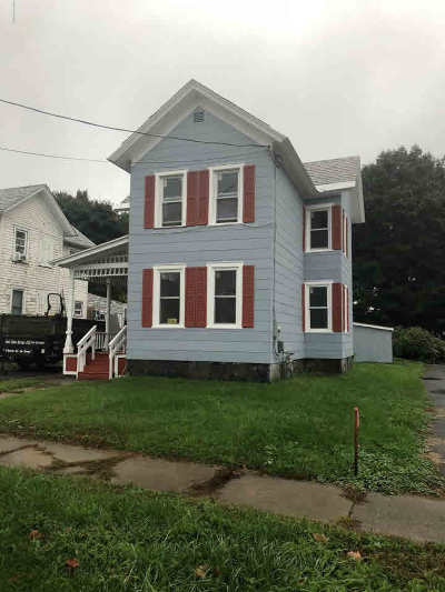 South Glens Falls Single Family Home For Sale: 36 Hudson-Street Street