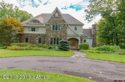 Saratoga Springs NY Single Family Home For Sale: $1,099,999