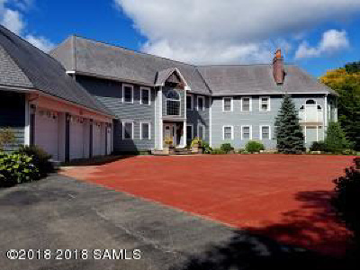 Greenfield, Corinth, Corinth Tov Single Family Home For Sale: 100 Nat Hill Rd