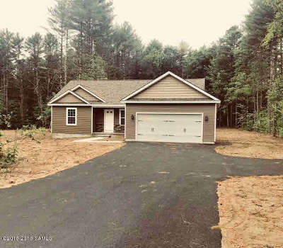 Queensbury, Fort Ann Single Family Home For Sale: 345 Luzerne Road