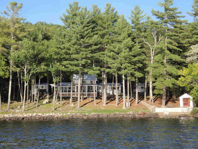 Schroon Single Family Home For Sale: 171 Adirondack Road