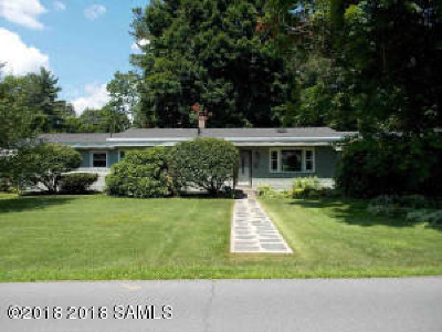 Queensbury, Fort Ann Single Family Home For Sale: 4 Pinewood Avenue