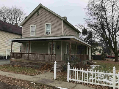 Fort Edward Single Family Home For Sale: 6 Gibson Avenue