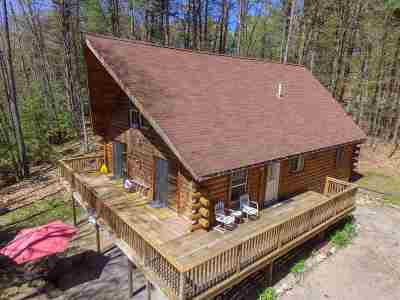 Lake George Single Family Home For Sale: 11 Old Military La (Pvt)