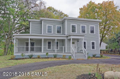Ballston Spa Single Family Home For Sale: 237 Malta Avenue