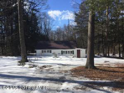 Galway Single Family Home For Sale: 7395 Fish House Road