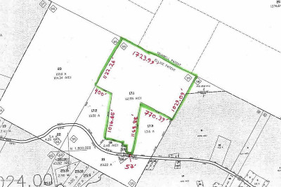 Residential Lots & Land For Sale: L-17.1 West Hague Rd