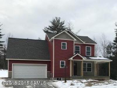 Greenfield, Corinth, Corinth Tov Single Family Home For Sale: 7 Ryans Ridge