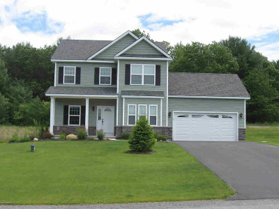 Queensbury, Fort Ann Single Family Home For Sale: 31 Apres Circle