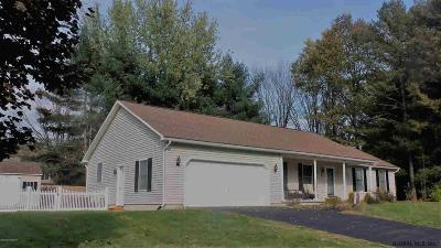 Queensbury, Fort Ann Single Family Home For Sale: 3 Shallow Creek Rd