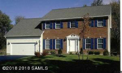Saratoga County, Warren County Single Family Home For Sale: 4 Kadnorida-Drive Drive