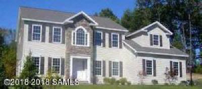 Saratoga County, Warren County Single Family Home For Sale: 30 Macory-Way Way