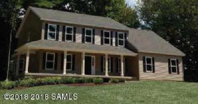Saratoga County, Warren County Single Family Home For Sale: 9 Macory Way