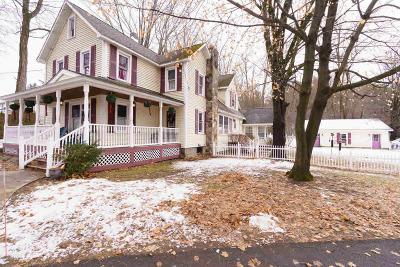 Saratoga Springs Single Family Home For Sale: 308 Ballston Avenue