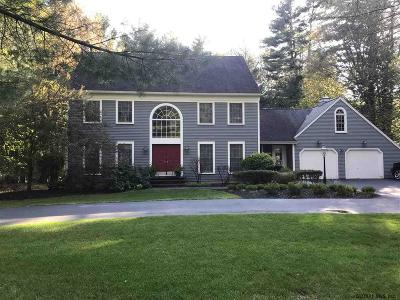 Queensbury, Fort Ann Single Family Home For Sale: 5 Brookshire Trace