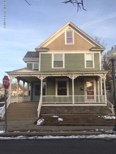 Glens Falls Single Family Home For Sale: 27 Harlem St