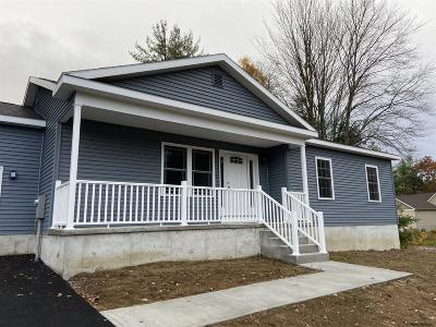 Saratoga County, Warren County Single Family Home For Sale: 4 Bianca Dr