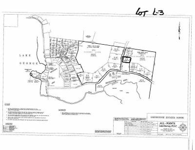 Putnam Residential Lots & Land For Sale: Lot L3 Schwerdtfeger Rd
