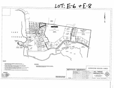 Putnam Residential Lots & Land For Sale: Lot E6 E8 Mosswood Way