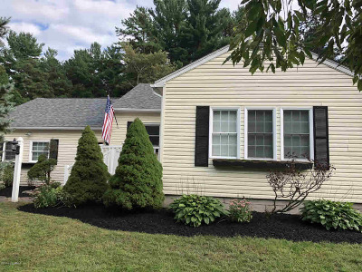 Guilderland Single Family Home Active-Under Contract: 13 Pinewood Rd