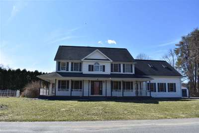 Glens Falls Single Family Home For Sale: 4 Windy Ridge