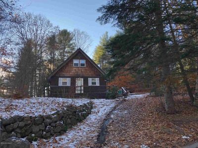 Single Family Home Sold: 662 Beaver Pond Road