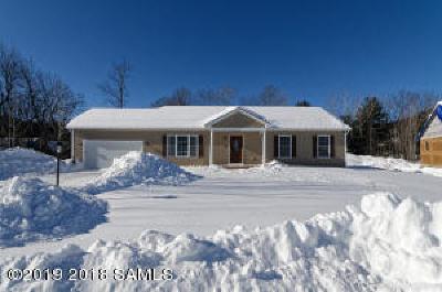Greenfield, Corinth, Corinth Tov Single Family Home For Sale: 32 Wiley-Way Way