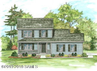 Saratoga County, Warren County Single Family Home For Sale: 349 Luzerne-Road Road