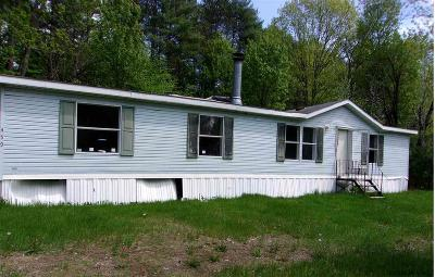 Albany County, Saratoga County, Schenectady County, Warren County, Washington County Single Family Home For Sale: 459 Angel Rd