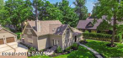 Saratoga Springs NY Single Family Home For Sale: $1,099,000