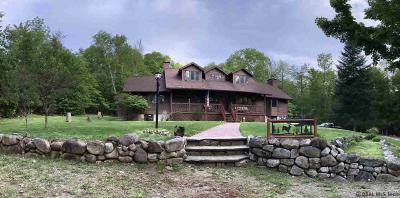 Johnsburg Single Family Home For Sale: 293 River Rd