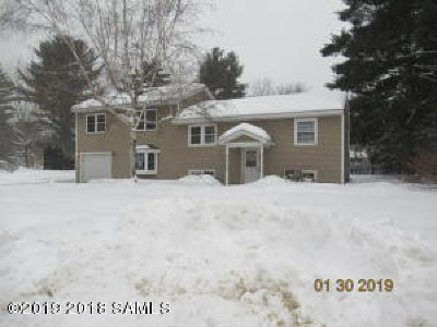 Queensbury, Fort Ann Single Family Home For Sale: 61 John St