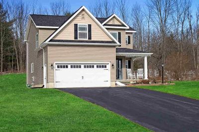 Mechanicville, Stillwater Single Family Home For Sale: 40 McCrea Road