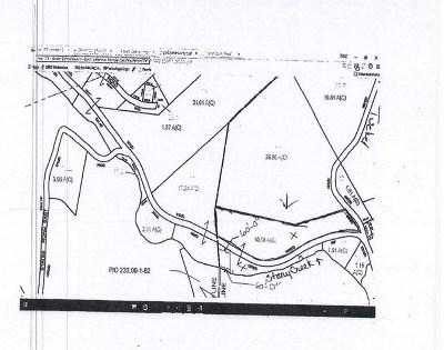 Warren County Residential Lots & Land Price Change: 385 Harrisburg Rd