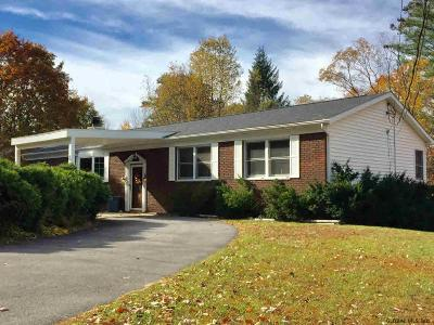 Lake Luzerne Single Family Home For Sale: 50 Vanare La