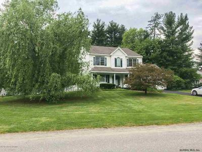 Queensbury, Fort Ann Single Family Home For Sale: 61 Sara Jen Dr