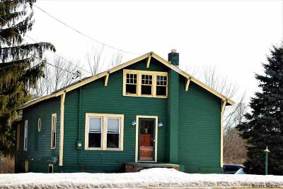 Queensbury Single Family Home For Sale: 452 Bay Road