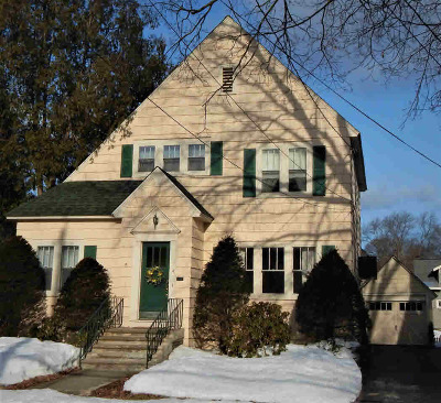 Glens Falls Single Family Home For Sale: 4 Bowman Av