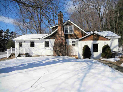 Putnam Single Family Home Active-Under Contract: 17158 State Route 22