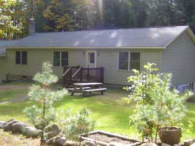 Lake George Single Family Home For Sale: 199 Middle Road