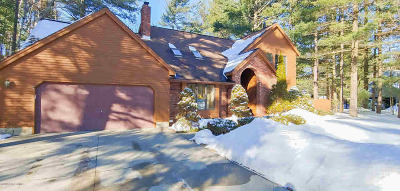 Queensbury, Fort Ann Single Family Home Active-Under Contract: 5 White Pine Rd